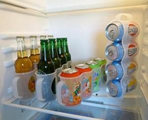 Getränkehalter für Kühlschrank mit...