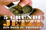 5-Gründe-jetzt-ein-Bier-zu-trinken.mp4 auf www.funpot.net