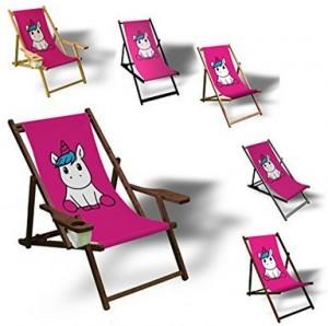Einhorn-Liegestuhl!