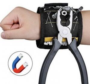 Magnetisches Werkzeug-Armband!
