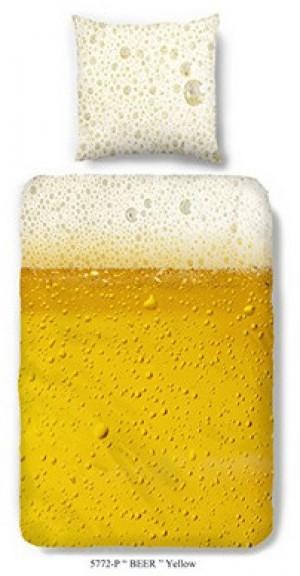 Bier-Bettwäsche!