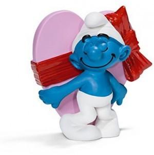 Valentinstags-Schlumpf!