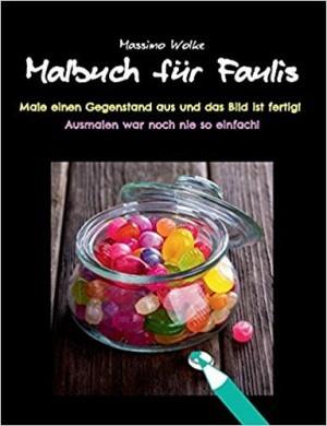 Malbuch für Faulis!
