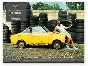 Autowäsche-Kalender!