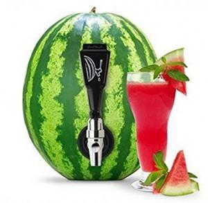 Wassermelonen-Zapfhahn!
